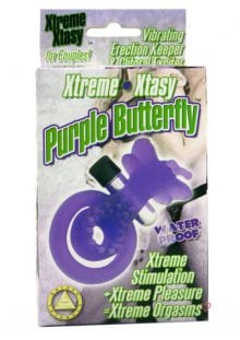 Xtreme Xtasy - Purple Butterfly