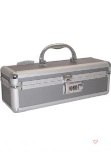 Lockable Vibe Case Grey - Medium