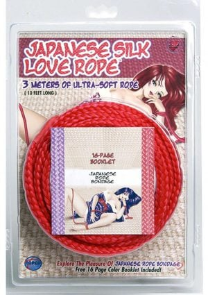 Japanese Love Rope 3m - Red