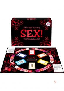 Sex Board Game