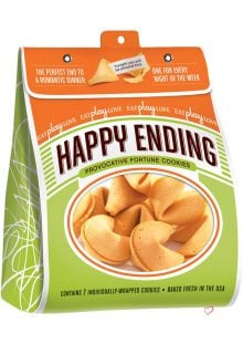 Happy Ending Provocative Fortune Cookies