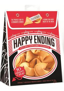 Happy Ending Fetish Fortune Cookies 50 Shades Of Play