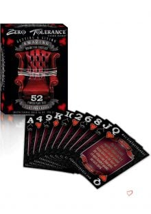 Come Hard Getting And Giving Amazing BDSM For Couples Power Playing Cards