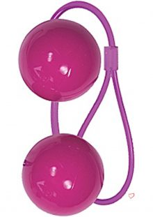 Nen Wa Balls 1 Waterproof Purple