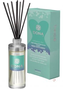 Dona Aphrodisiac and Pheromone Infused Reed Diffusers Naughty Sinful Spring 2 Ounce