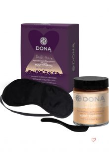 Dona Aphrodisiac and Pheromone Infused Body Topping Honysuckle 2 Ounce
