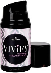 Vivify Tightening and Rejuvenation Gel For Her 1.7 Ounce