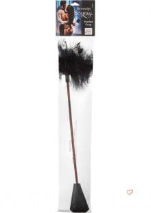 Scandal Be Naughty Feather Crop 21 Inch
