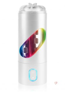 Pipedream Extreme Rechargeable Light Up Roto-Bator Pussy Masturbator