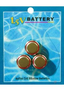 Battery Watch Cell 3pc Carded