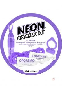 Neon Orgasmo Kit Purple