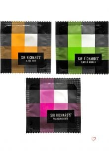 Sir Richards Collection 3 Pack