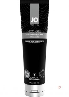 Jo H2o Jelly Lube for him 4 Oz