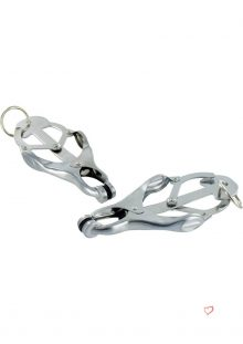 Master Series Ringed Monarch Nipple Vice Clamps
