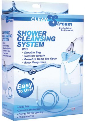 Cleanstream Shower Cleansing System
