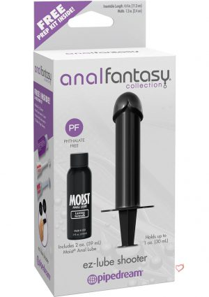 Anal Fantasy Collection Ez Lube Shooter