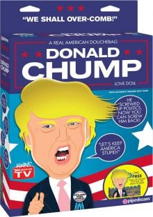 Donald Chump Inflatable Love Doll