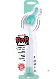 Pop Rabbit Kiwi Mint
