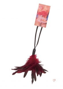 Pleasure Feather Red
