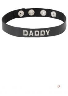 Wordband Collar - Daddy