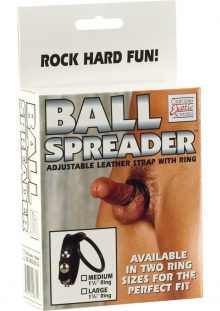 Ball Spreader Large Leather