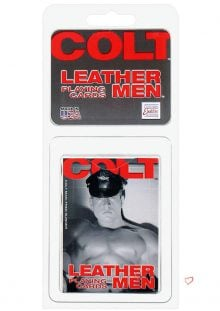Colt Leather Men Cards - Bulk