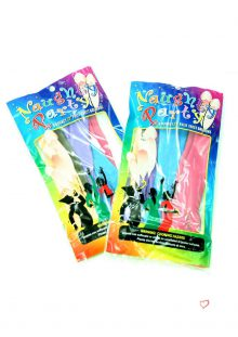 Party Balloons Penis Colored 8 Pack