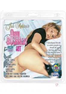 Juli Ashton's Anal Beginner's Kit