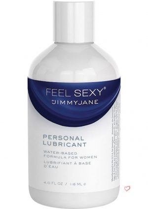 Feel Sexy Lubricant Waterbased 4oz