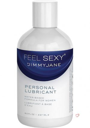 Feel Sexy Lubricant Waterbased 8oz