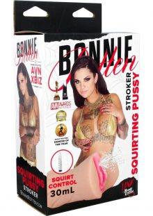 Bonnie Rotten Squirting Pussy Stroker Flesh