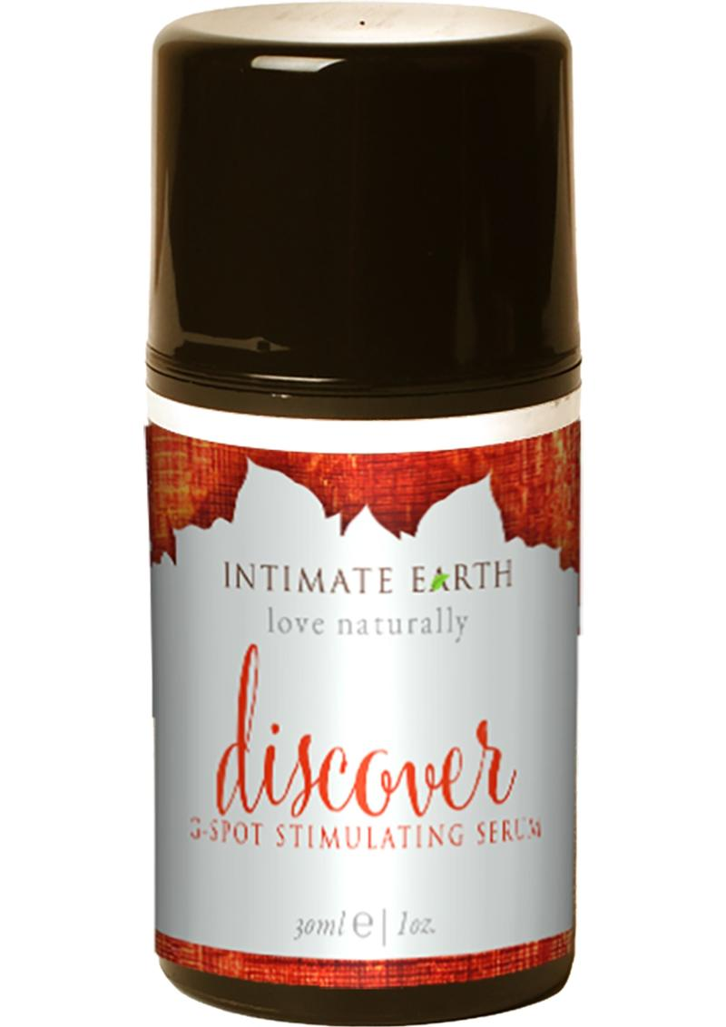Intimate Earth Discover G-Spot Stimulating Serum 1 Ounce