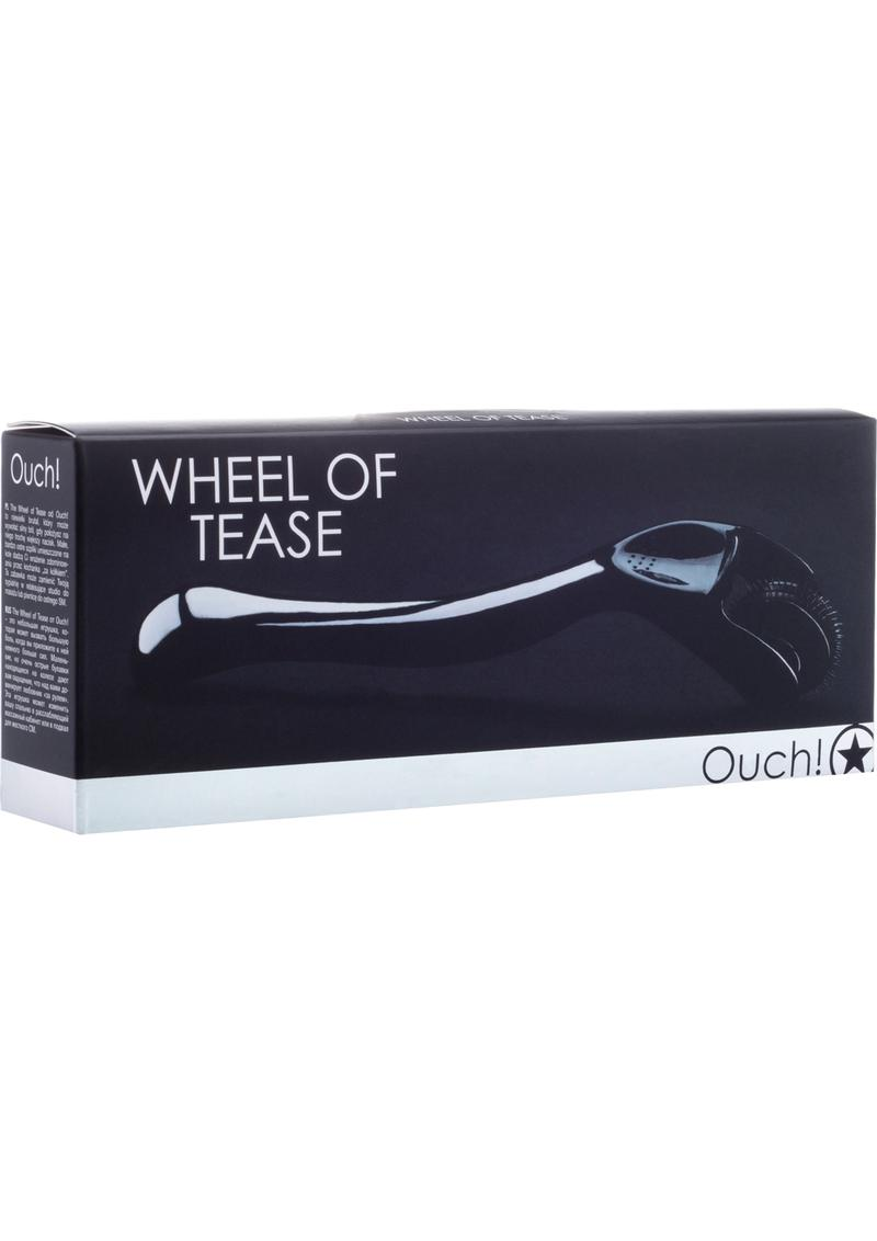 Ouch! Wheel Of Tease Black