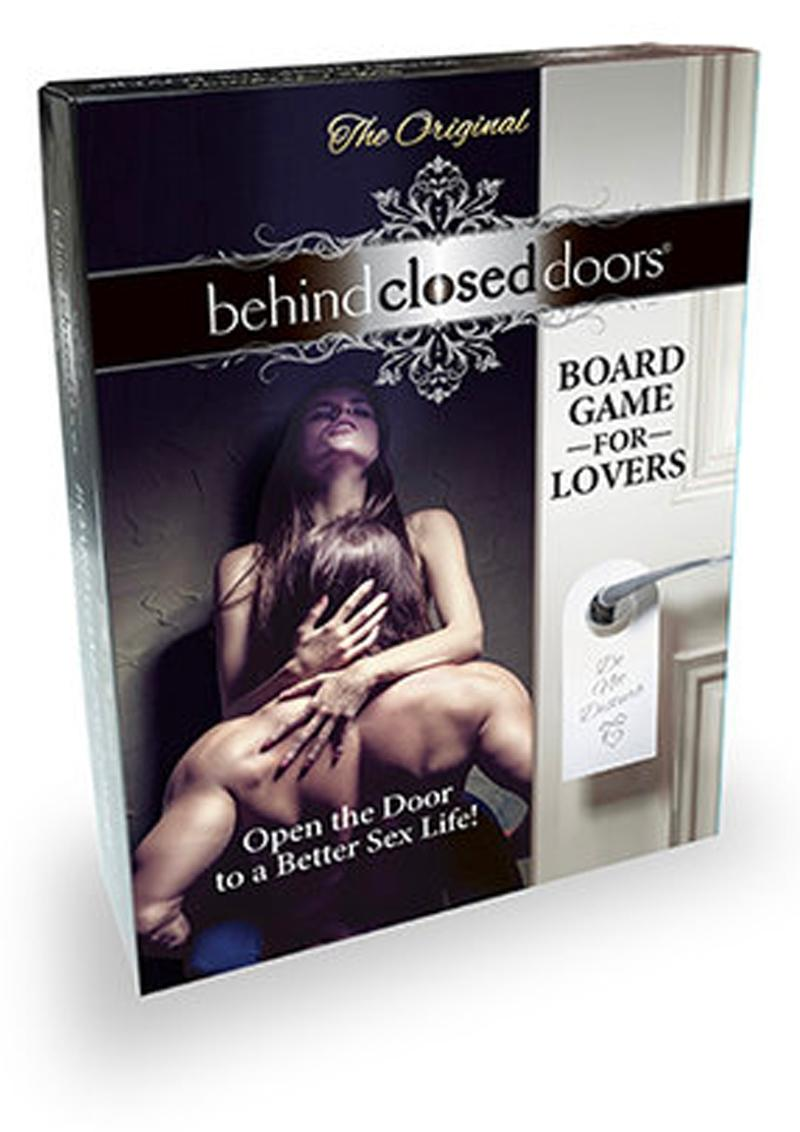 Little Genie Behind Closed Doors Board Game For Lovers