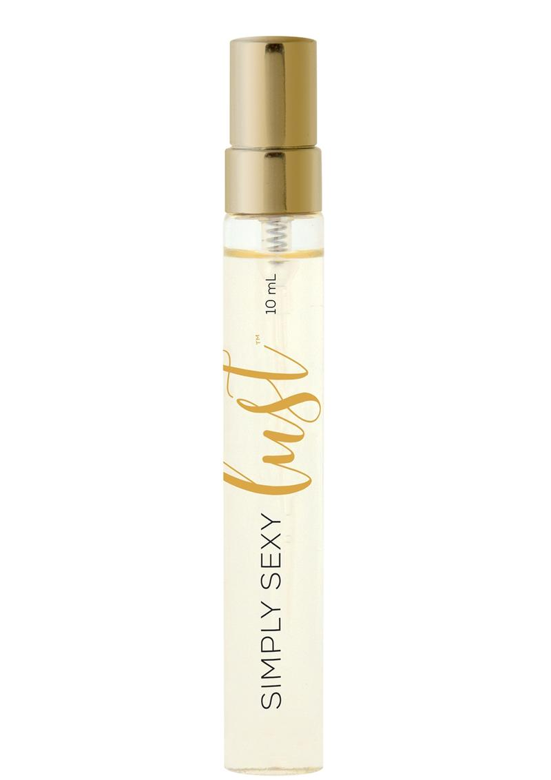 Simply Sexy Lust Pheromone Infused Perfume .34 Ounce/10ml