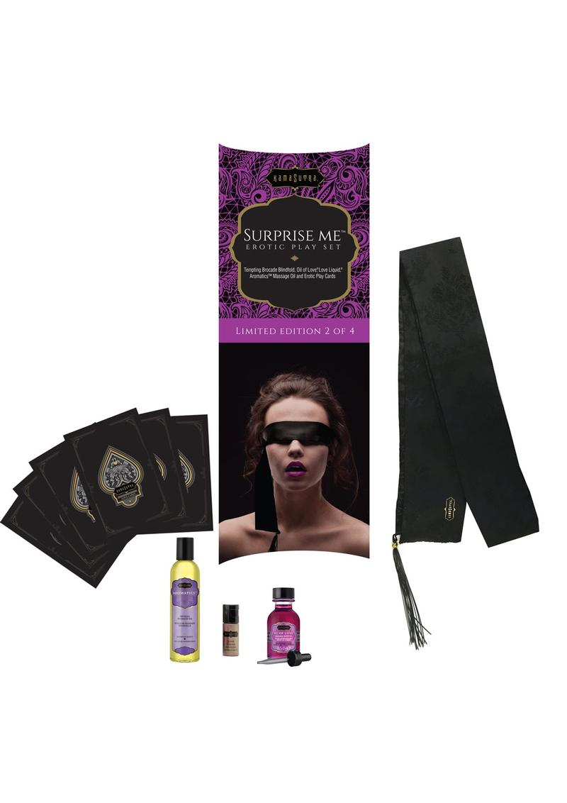 Surprise Me Erotic Play Set Limited Edition #2