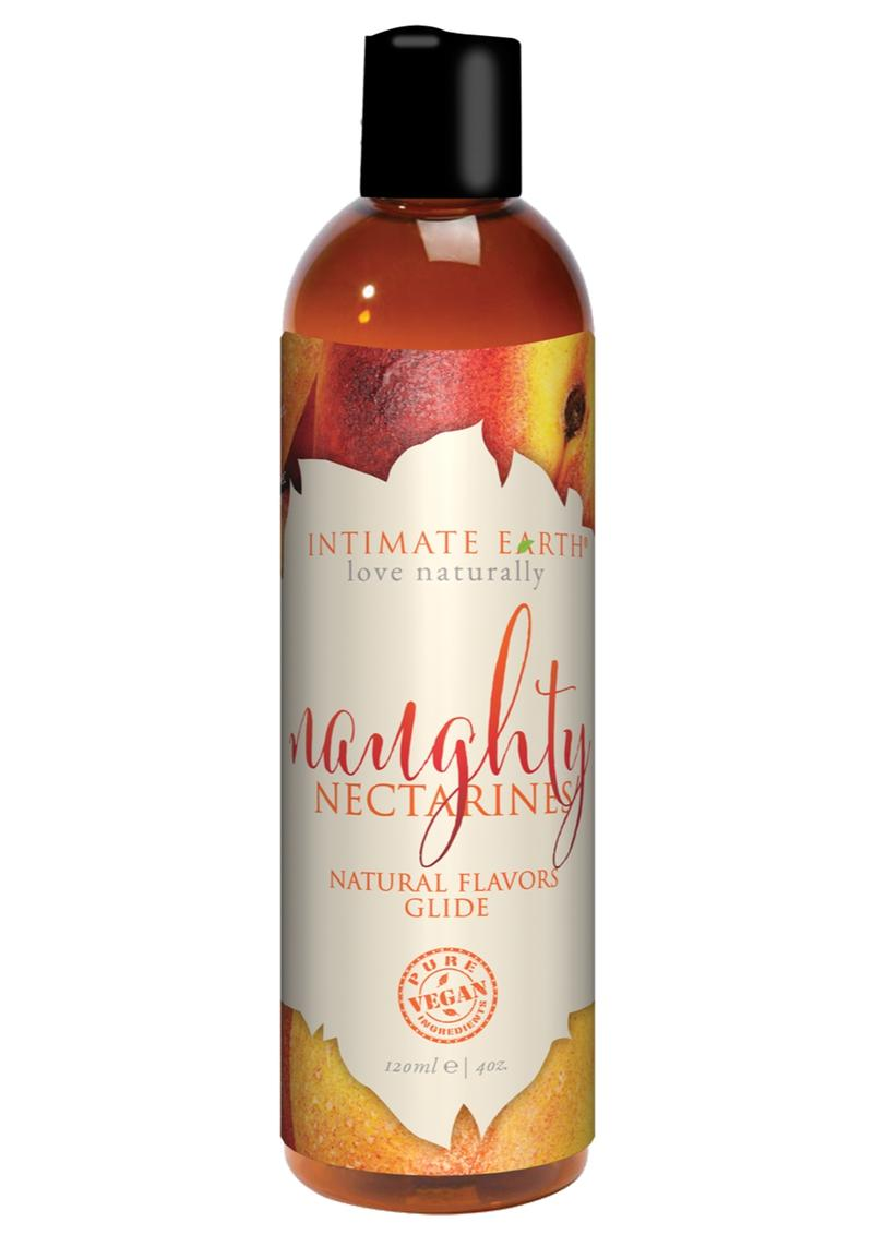 Naughty Nectarines Oral Pleasure Glide Naughty Nectarines 4 Ounces