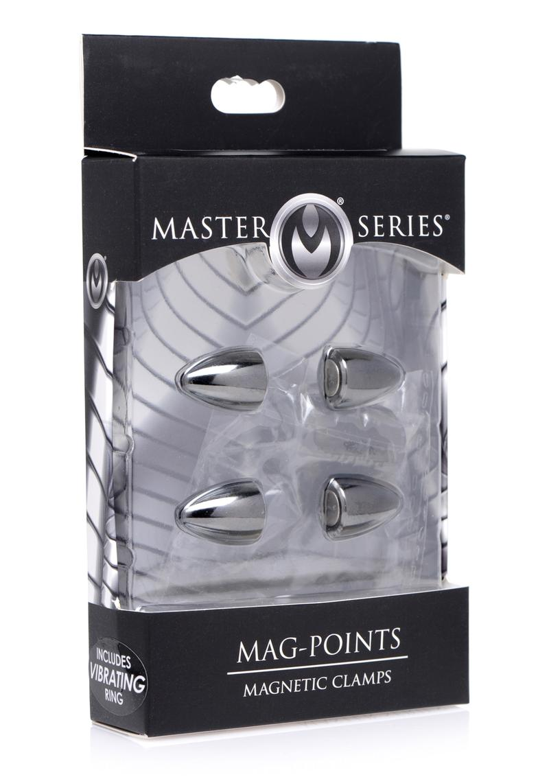 Ms Mag Points Magnetic Nip Clamp Set