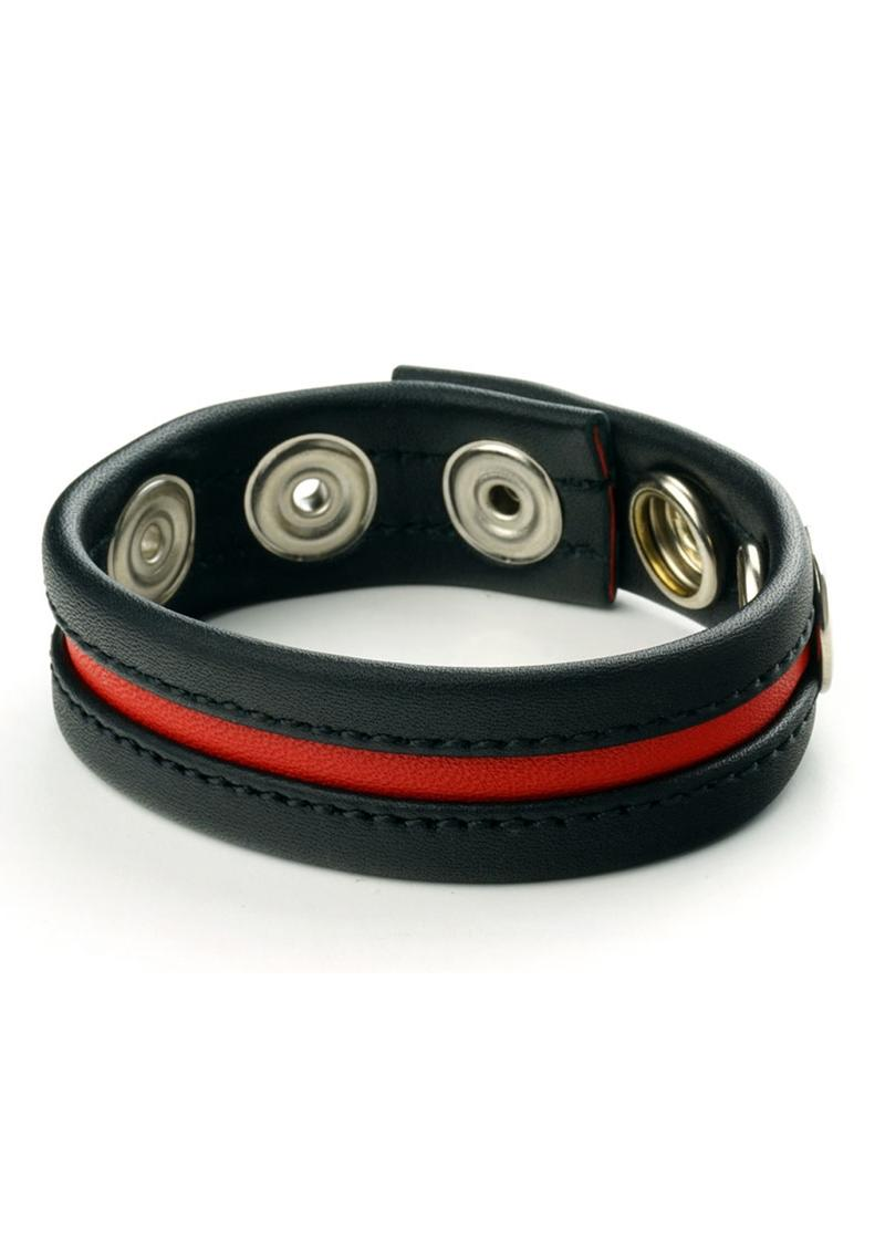 Prowler Red Cock Strap Blk/red Os