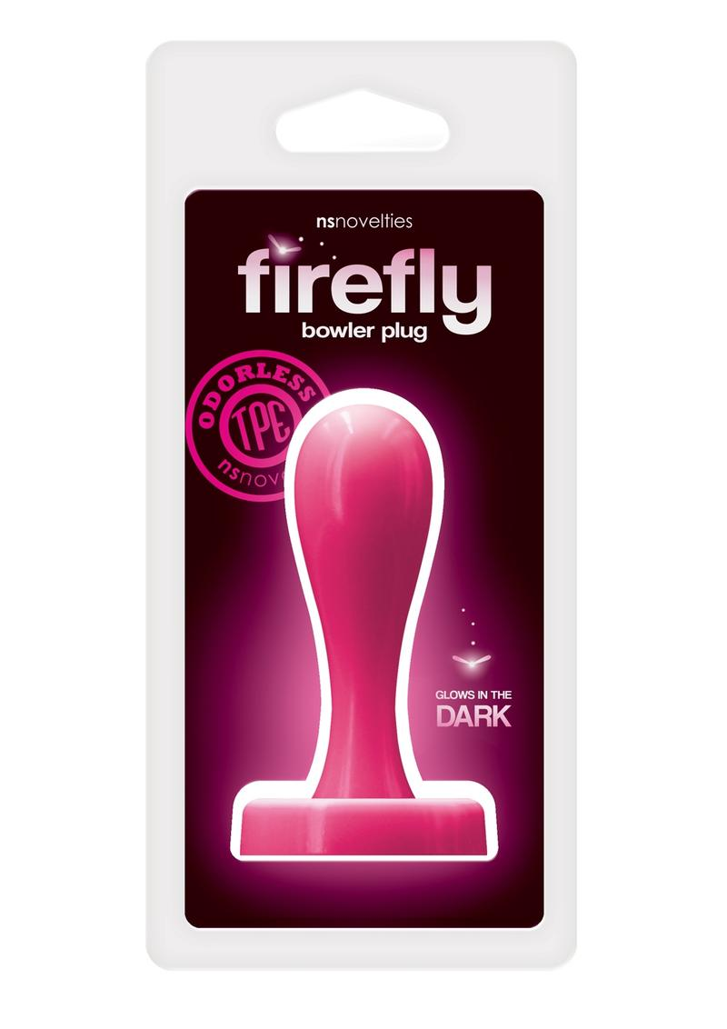 Firefly Md Bowler Plug Pink