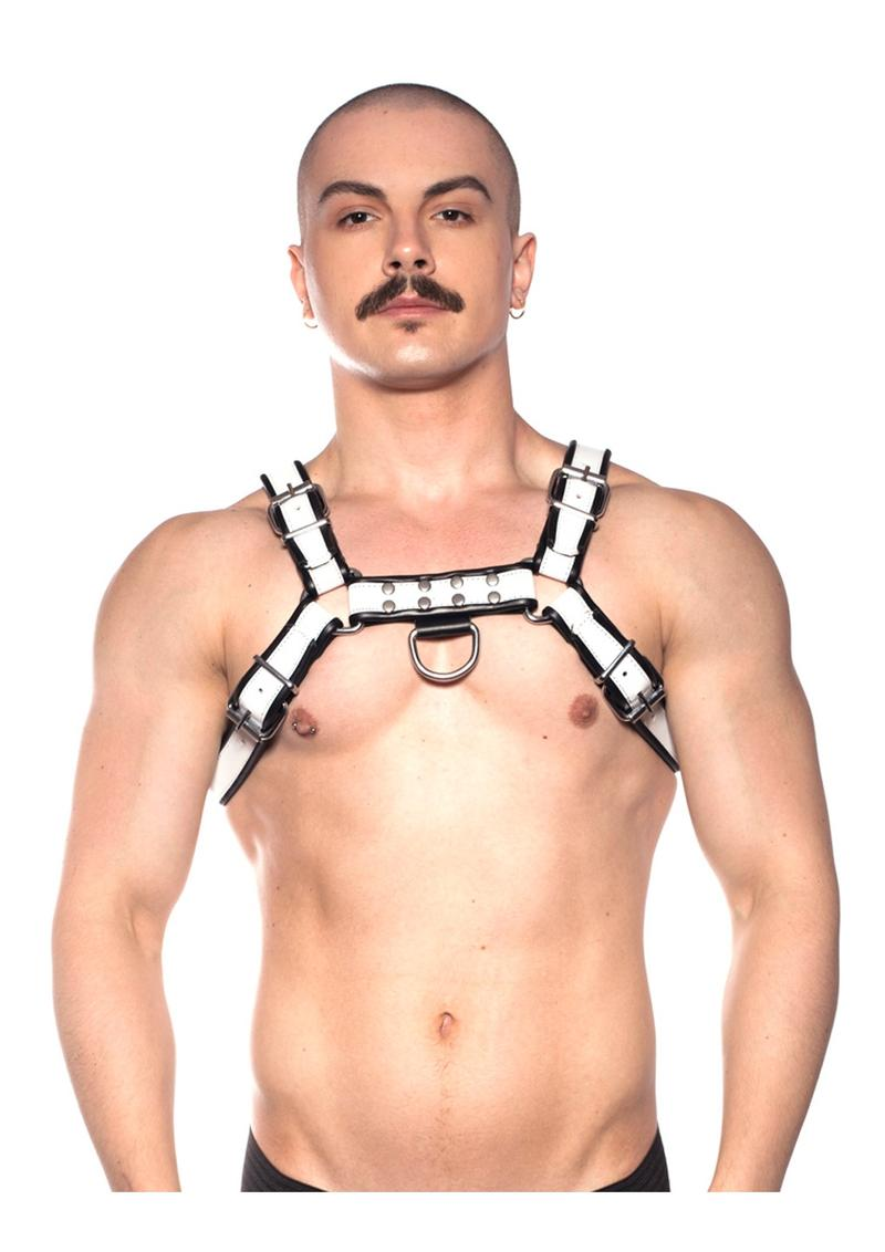 Prowler Red Bull Harness Blk/wht Xl