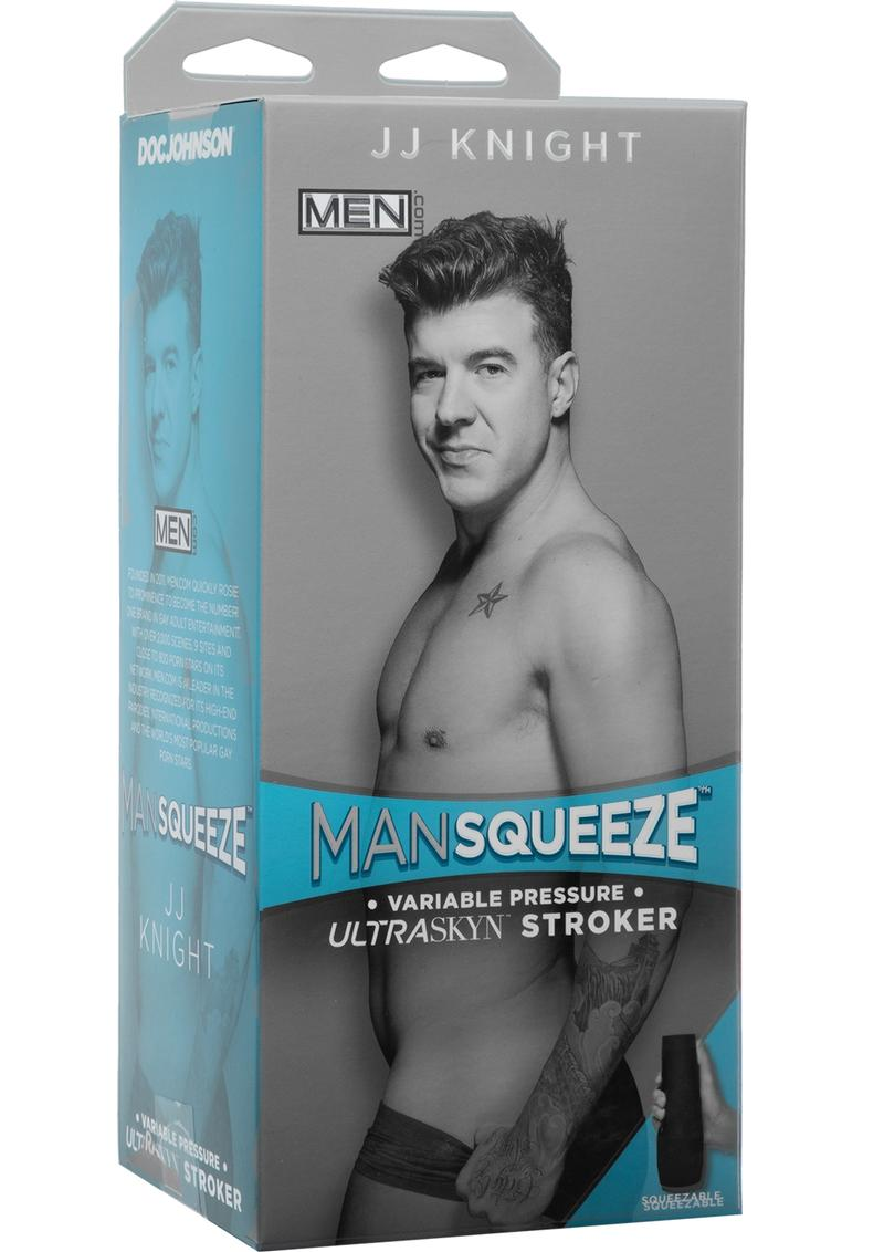 Mansqueeze Jj Knight Ass Stroker