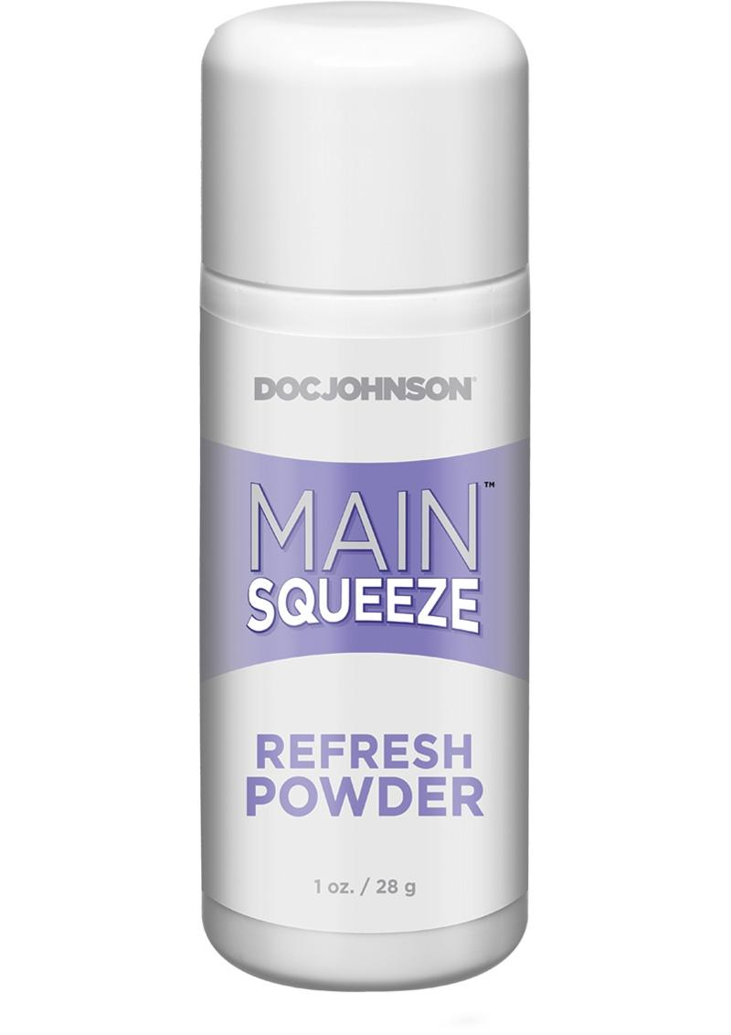 Doc Johnson Main Squeeze Refresh Powder 1oz