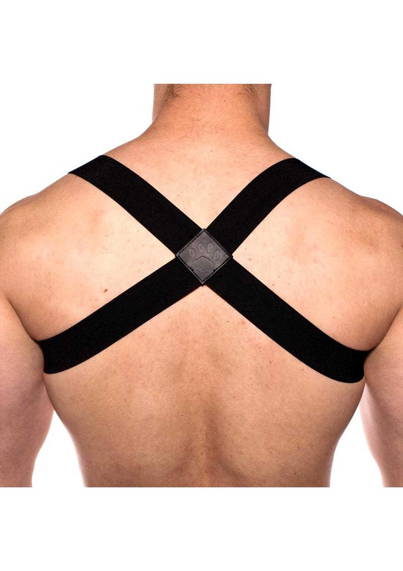Prowler Red Sports Chest Harness Black One Size