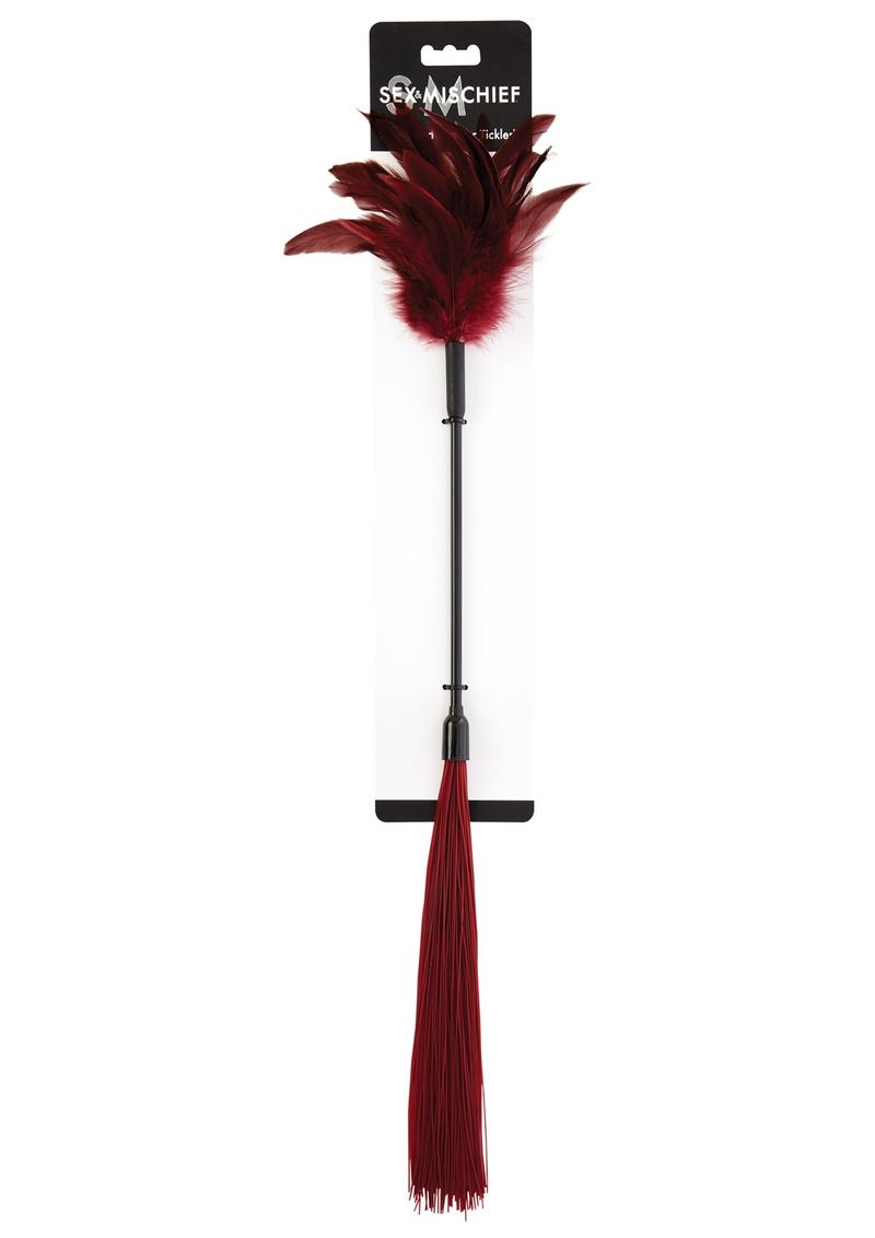 Sandm Enchanted Feather Tickler