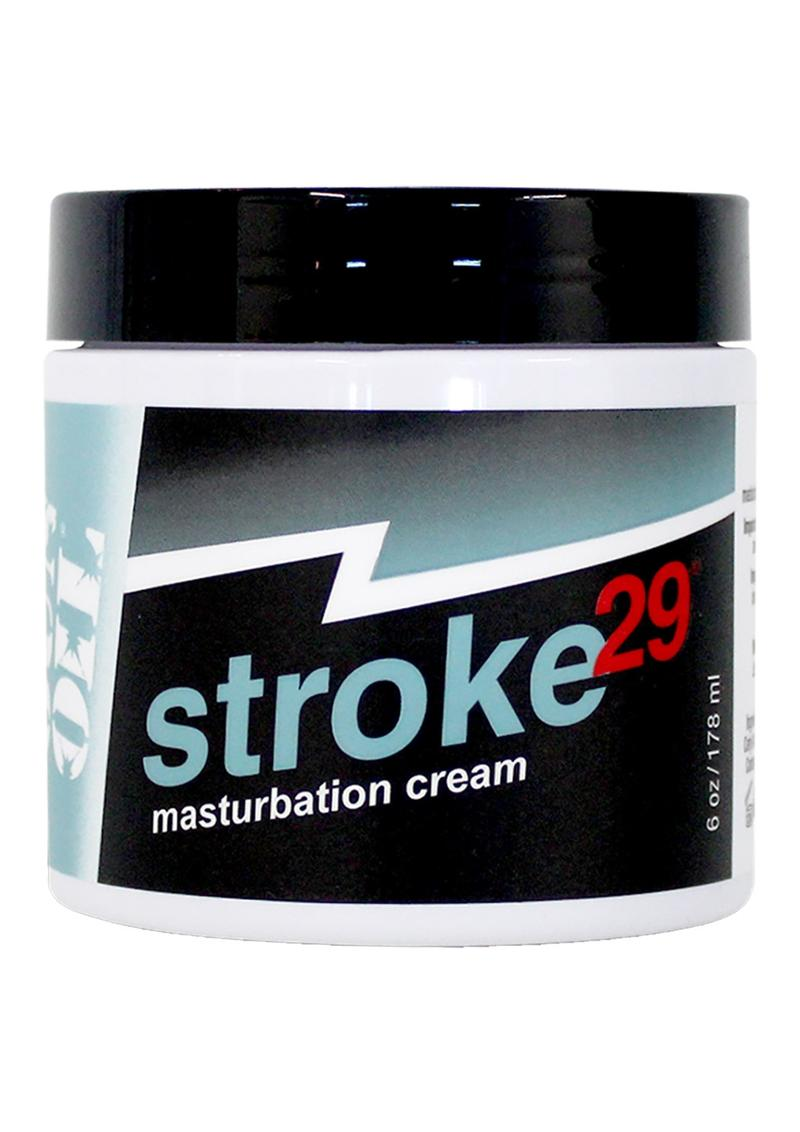 Gun Oil Stroke 28 Masturbation Cream 6 Ounces