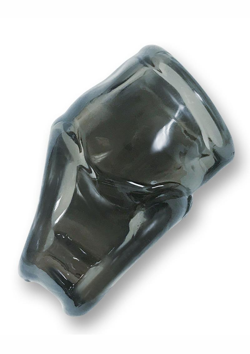 The 9`s Base Boost Cock and Ball Sleeve Waterproof Cockring Black