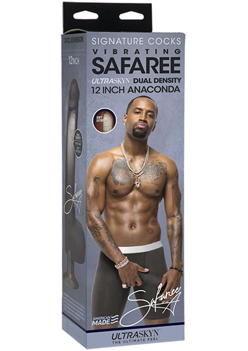 Signature Cock Safaree Samuels Anaconda