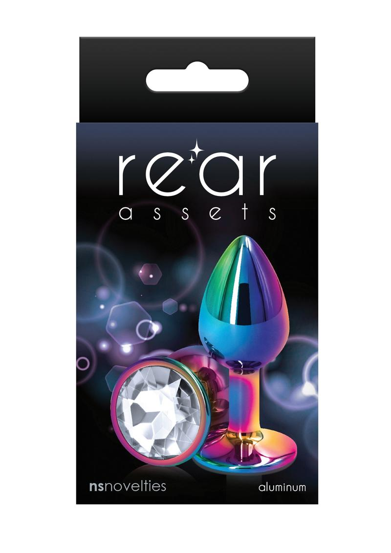 Rear Assets Multicolor Small Clear