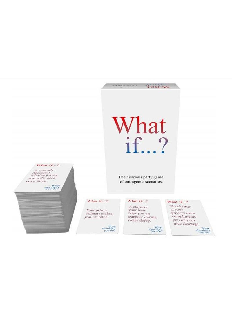 What If! Party Game